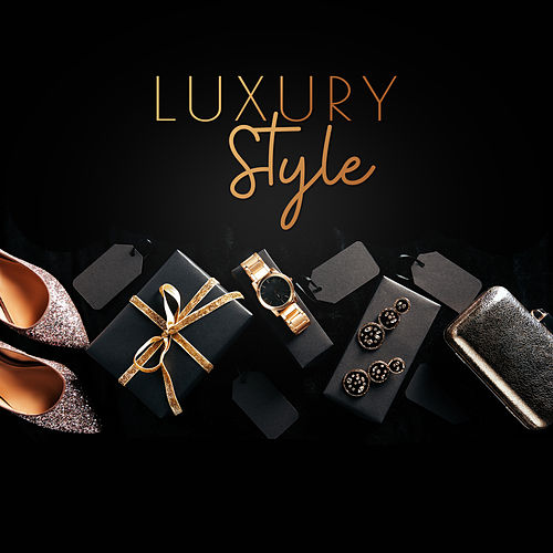 Luxury Style: Shopping Jazz 2019 by Instrumental