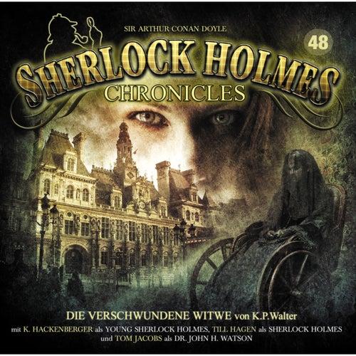 Folge 48: Die verschwundene Witwe von Sherlock Holmes Chronicles