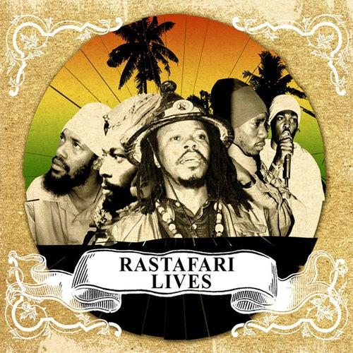 Rastafari Lives by Various Artists