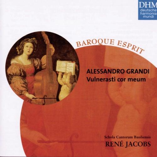 Grandi - Sacri Concerti de Schola Cantorum Basiliensis