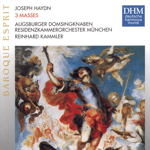 Haydn: 3 Masses by Reinhard Kammler