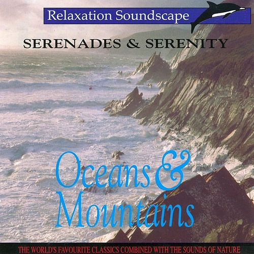 Oceans & Mountains by Anton Hughes