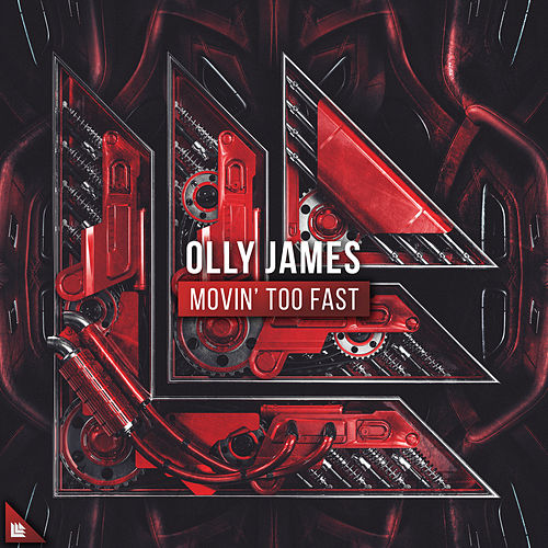 Movin' Too Fast von Olly James