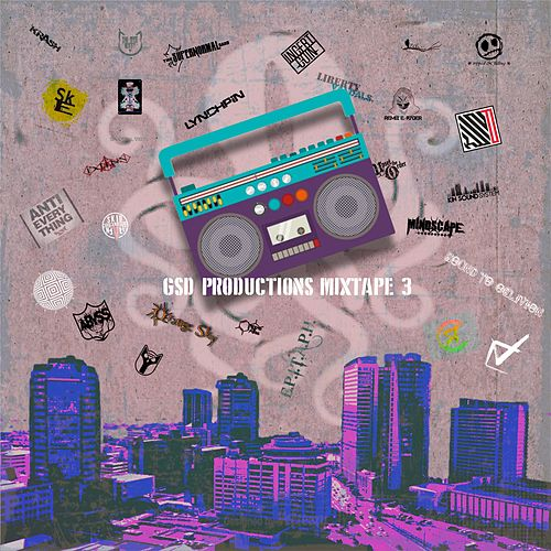 Mixtape, Vol. 3 by GSD Productions