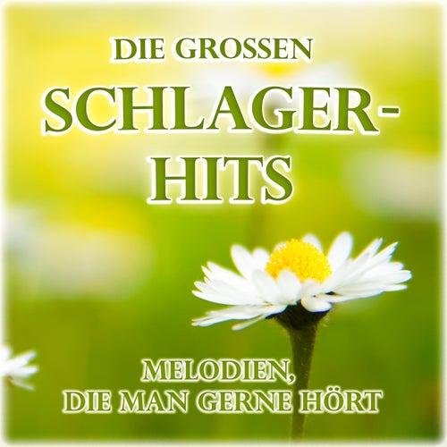 Die grossen Schlager-Hits (Melodien, die man gerne hört) by Various Artists