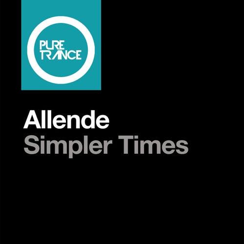 Simpler Times von Allende