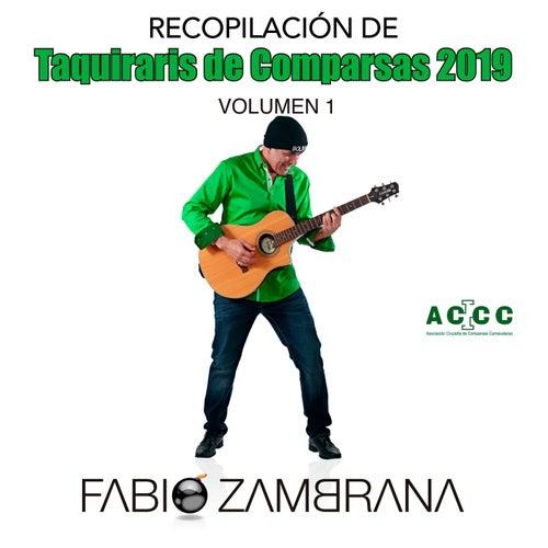 Recopilación de Taquiraris de Comparsas 2019, Vol. 1 de Fabio Zambrana