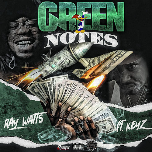 Green Notes by Ray Watts
