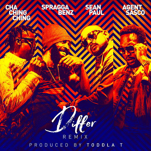 Differ Remix (feat. Sean Paul, Agent Sasco & Chi Ching Ching) de Spragga Benz