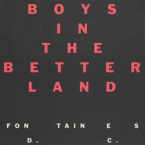 Boys In the Better Land de Fontaines D.C.