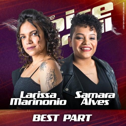 Best Part (Ao Vivo No Rio De Janeiro / 2019) by Larissa Marinonio