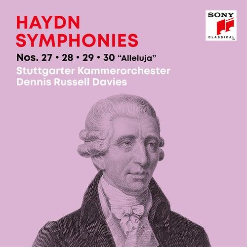Haydn: Symphonies / Sinfonien Nos. 27, 28, 29, 30