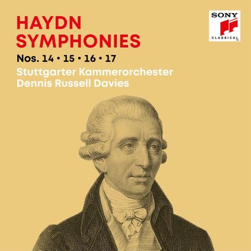 Haydn: Symphonies / Sinfonien Nos. 14, 15, 16, 17 de Dennis Russell Davies