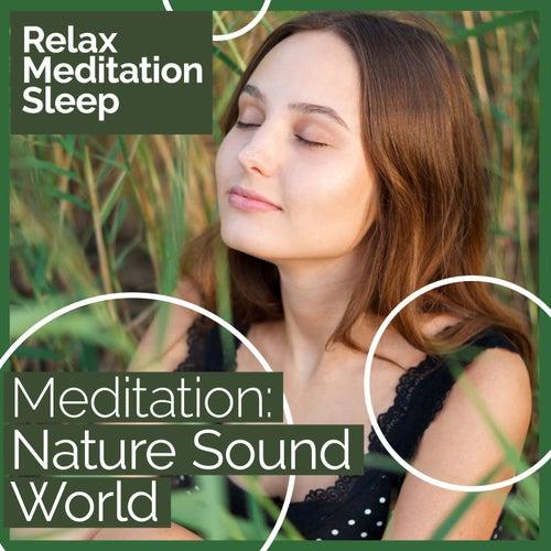 Meditation: Nature Sound World de Relax Meditation Sleep