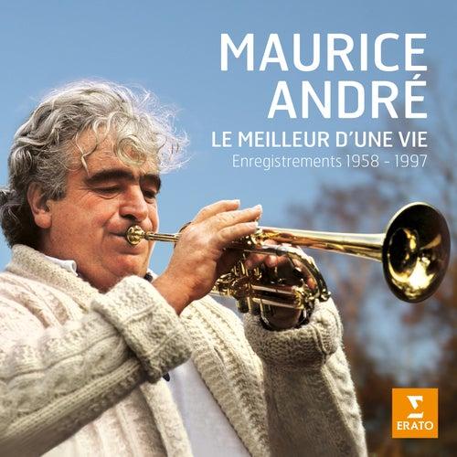 Le meilleur d'une vie de Maurice André