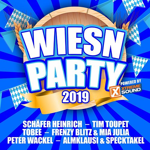 Wiesn Party 2019 powered by Xtreme Sound de Various Artists