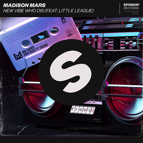 New Vibe Who Dis (feat. Little League) de Madison Mars