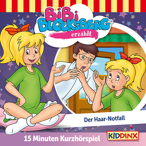 Kurzhörspiel - Bibi erzählt: Der Haar-Notfall von Bibi Blocksberg