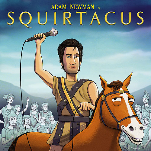 Squirtacus by Adam Newman