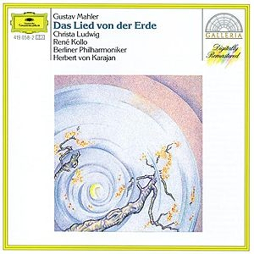 Mahler: The Song of the Earth de Christa Ludwig