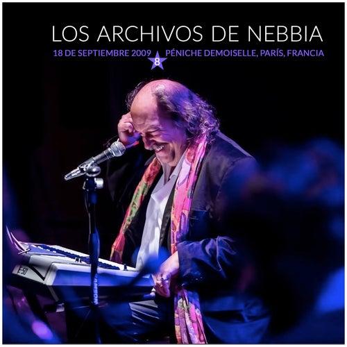 Los Archivos de Nebbia, Vol. 8 (En Vivo, París 2009) de Litto Nebbia