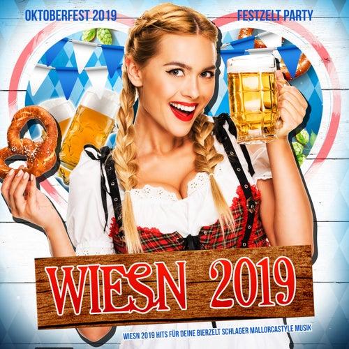 Wiesn 2019 - Oktoberfest 2019 Festzelt Party (Wiesn 2019 Hits für deine Bierzelt Schlager Mallorcastyle Musik - Suffia & Cordula Grün mit dem Oktoberfest Hit der After Wiesn) von Various Artists