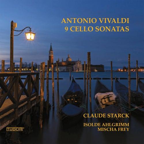 Vivaldi: Cello Sonatas by Claude Starck