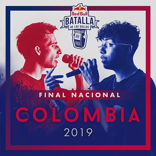 Final Nacional Colombia 2019 de Red Bull Batalla de los Gallos