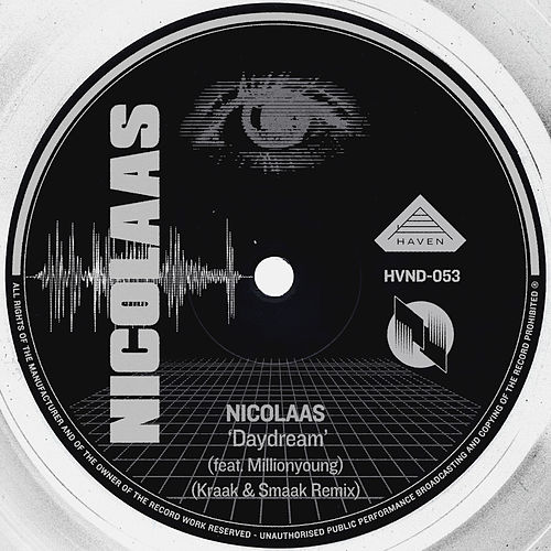 Daydream (feat. Millionyoung) [Kraak & Smaak Remix] de Nicolaas