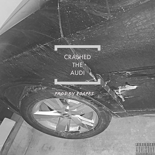 Crashed The Audi de Stash P