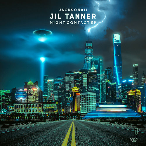 Night Contact - Single by Jil Tanner