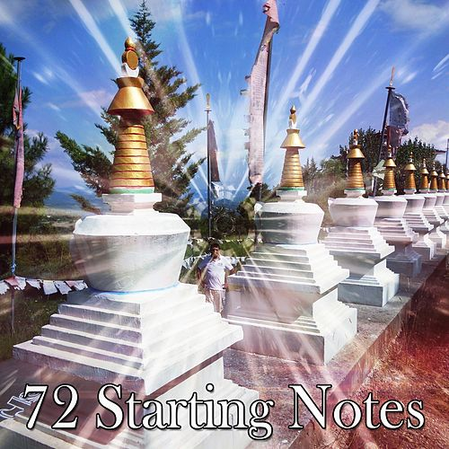 72 Starting Notes by Asian Traditional Music