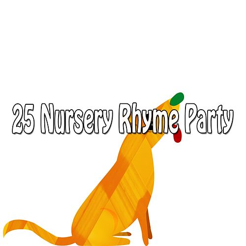 25 Nursery Rhyme Party de Canciones Infantiles
