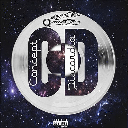 Concept Discordia by Various Artists