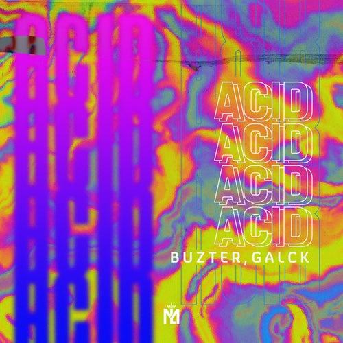 Acid (Radio Edit) de Galck