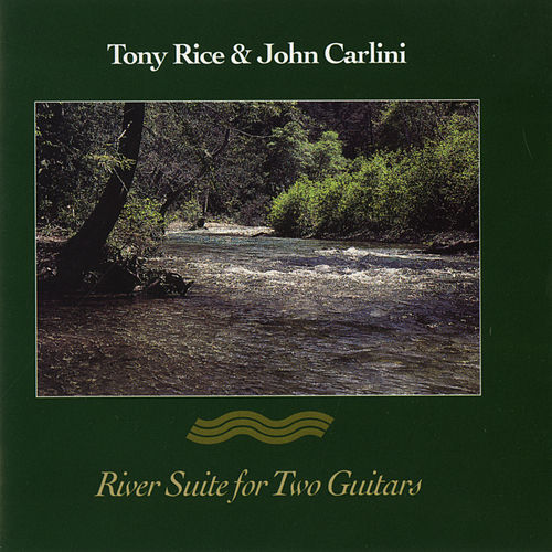 River Suite For Two Guitars von Tony Rice