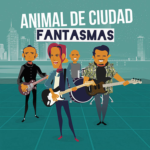 Fantasmas de Animal de Ciudad