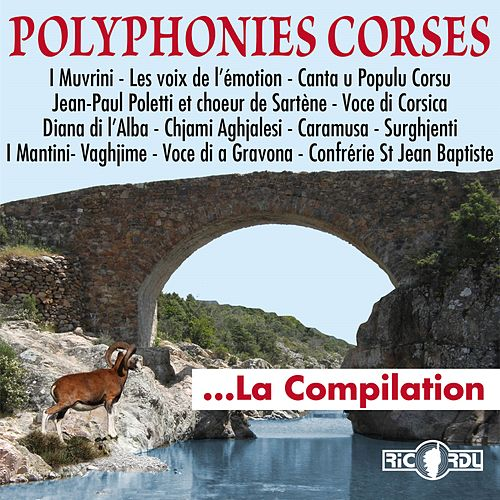 Polyphonies corses, la compilation di Various Artists