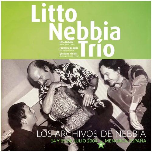 Los Archivos de Nebbia, Vol. 6 (En Vivo, Menorca 2004) de Litto Nebbia