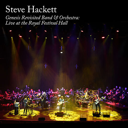 Genesis Revisited Band & Orchestra: Live by Steve Hackett