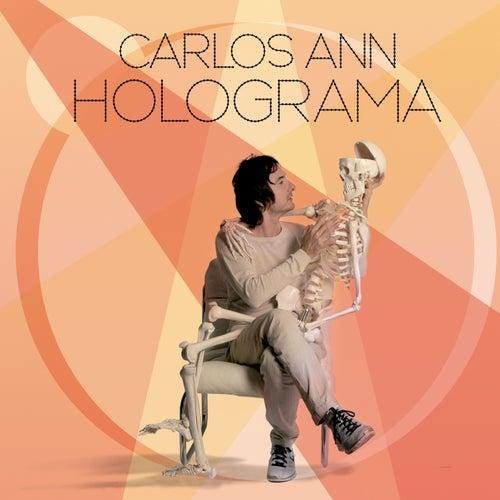 Holograma de Carlos Ann