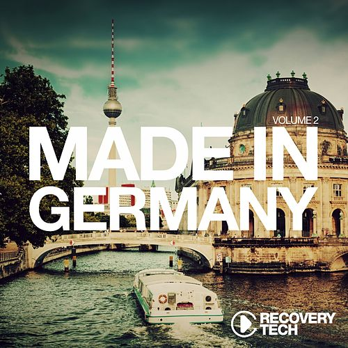 Made in Germany, Vol. 2 de Various Artists