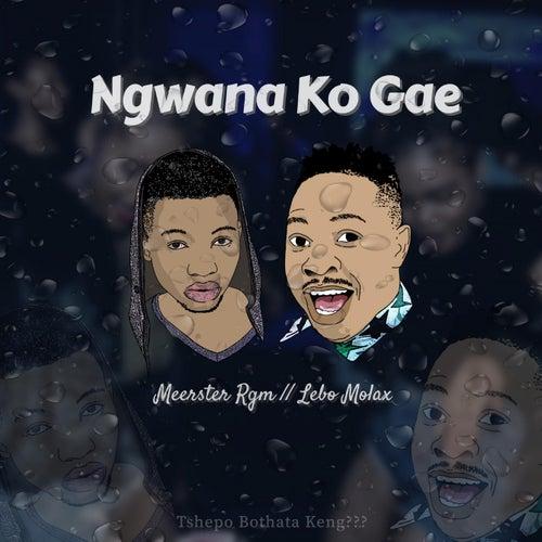 Ngwana Ko Gae (feat. Lebo Molax) by Meerster Rgm