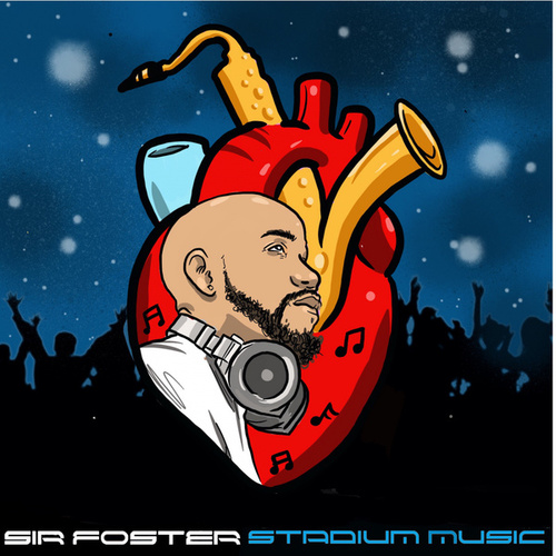 Stadium Music de Sir Foster
