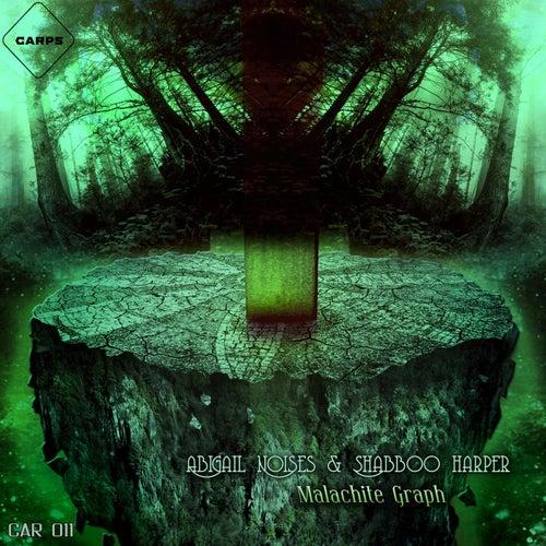 Malachite Graph by Abigail Noises
