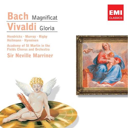 Bach: Magnificat / Vivaldi: Gloria in D de Sir Neville Marriner