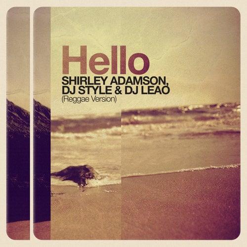 Hello (Reggae Version) by Shirley Adamson