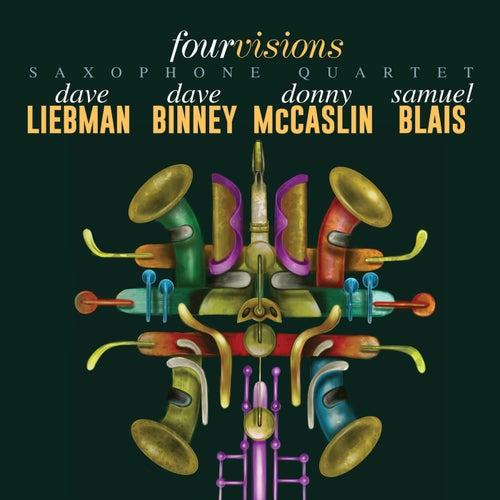 Four Visions de Dave Liebman
