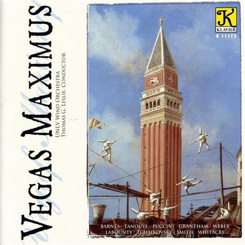 Unlv Wind Orchestra: Vegas Maximus - A 50Th Anniversary Celebration of the University of Nevada, Las Vegas von Various Artists