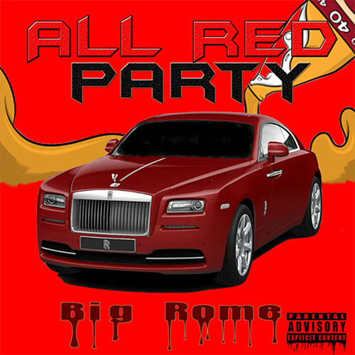 All Red Party by Big Rome